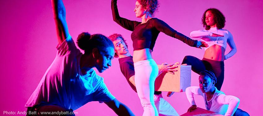 Rejoice! Diaspora Dance Theater