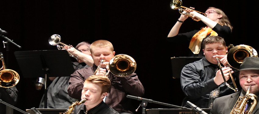 GHC Jazz Band & Jazz Choir