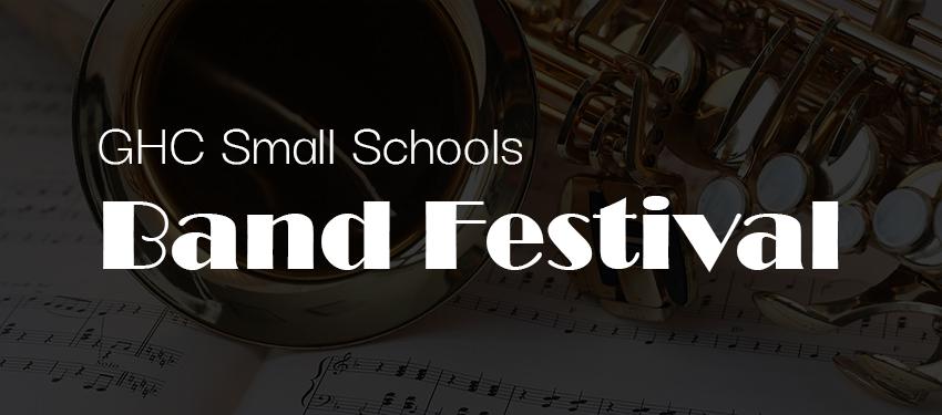 Small Schools Band Festival