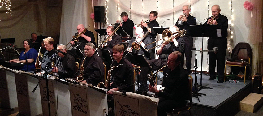 Jazz Festival featuring Dukes of Swing