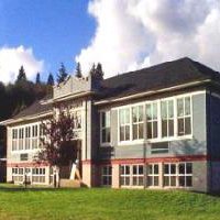 Riverview Education Center in Raymond, WA